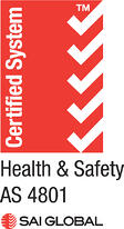 ISO AS4801 Health and Safety