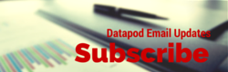 Subscribe to Datapod email updates